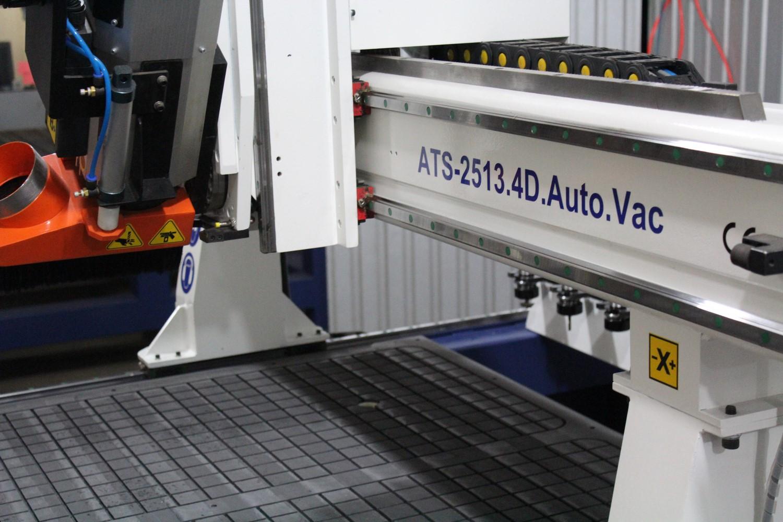 Фрезерный станок с ЧПУ ATS-2513.4D.Auto