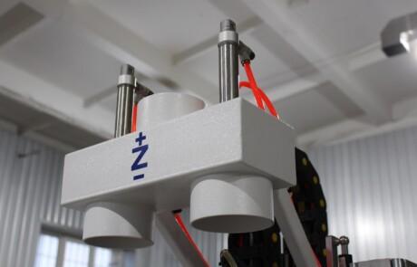 Фрезерный станок с ЧПУ ATS-3020